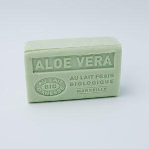 Savon Aloe Vera au lait d'ânesse - Marseille chez vous en 48H par OHSOGREEN. Sécurité et Services
