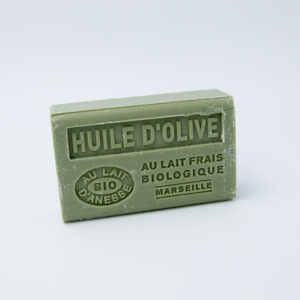 Savon Huile d'olive au lait d'ânesse - Marseille en livraison pas chère chez vous en france, par OH SO GREEN. sécurité et service