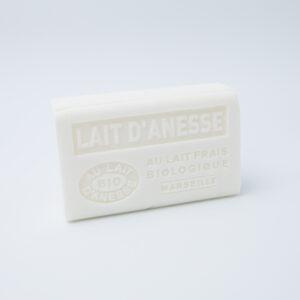 Savon au lait d'ânesse Bio - Marseille un véritable savon de marseille, en livraison chez vous en 48H dans toute la france