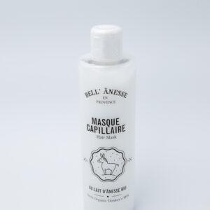 Masque capillaire au lait d'ânesse BIO en livraison par osogreen. Magasin bio, magasin de soins et bien-être à niederbronn, haguenau, wissemburg et saverne