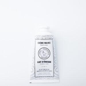 Crème de mains au Lait d'ânesse BIO en livraison par ohsogreen, en vente en Alsace, à wissembourg, à haguenau
