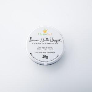 Baume Multi-Usages 45gr soins pour toutes les peau et les cheveux. livraison oh so green niederbronn