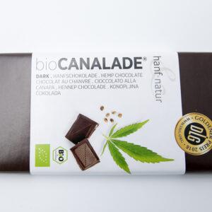 Chocolat Noir CANALADE aux graines de Chanvre 100Gr en livraison dans votre magasin de cannabis ohsogreen oh so green, en vente à niederbronn, à haguenau, à wissembourg