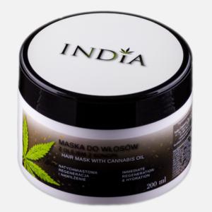 Masque cheveux India en pot de 200ml chez OH SO GREEN, en livraison et en boutique a niederbronn, haguenau, wissembourg, beinheim