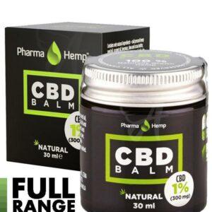 Baume de CBD 1% 300mg, parfait pour les muscles ou pour soulager des douleurs. Acheter chez ohsogreen. Livraison par ohsogreen. cbd-haguenau, cbd-niederbronn, cbd-boutique