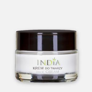 Crème Jour et Nuit India 50ml, bien être et douceur. CBD shop haguenau, cbd niederbronn, cbd wissembourg, cbd beinheim